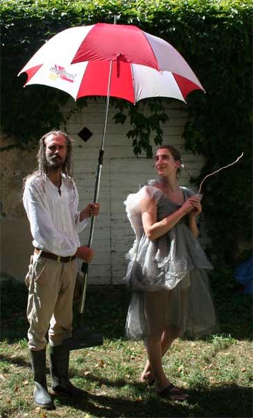 Parapluie Fée