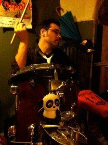 Panda_batterie-224x300 dans Musique